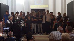 I ragazzi della 4°E (ex-3°E) ricevono il premio Fotonica in gioco