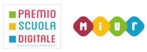 Logo Premio scuola digitale