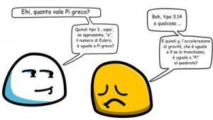Quanto vale pi greco? Il video realizzato dalla 2°H